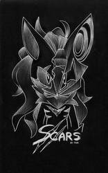 ''Scars'' Cover by FinikArt