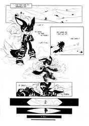 ''Scars'' Page 4 by FinikArt