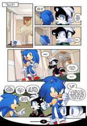 ''Heroes come back'' Chapter 6 Page 13 by FinikArt