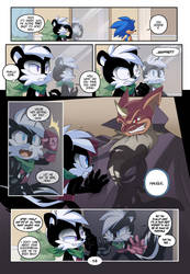 ''Heroes come back'' Chapter 6 Page 14 by FinikArt