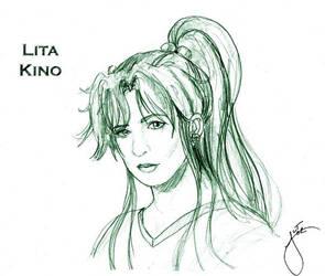 Lita Kino - Realism by lynnwood