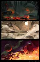 Environment madness by EsbenLash