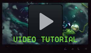 VIDEO TUTORIAL!! by EsbenLash
