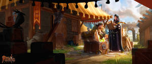 Albion Online - Trade by EsbenLash