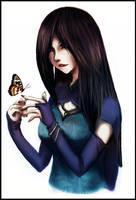 Butterfly by arkusz