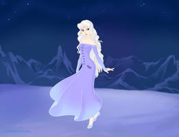 The Lady Amalthea (Snow Queen Scene-Maker) by Arimus79