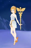 Alphera's Hermes Halloween Costume by Arimus79