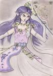 Princess Hilda - A Link Between Worlds by SteveOdinson