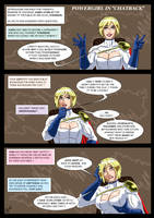 Powergirl  Chatback by adamantis