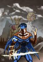 Soul Reaver - Defenders of Nosgoth by adamantis