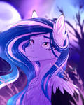Eclipse [Commission] by kseniyart