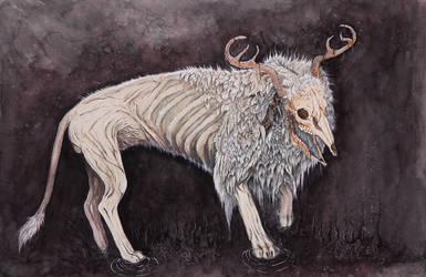 The White King by Shizuku-Uzu