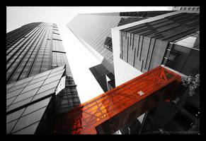 Orange Bridge... by CommanderDex