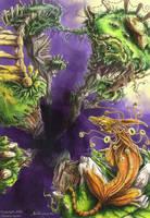 Lamarck's Beast by donnaquinn