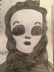 Masky  by CandyFoxyWolf