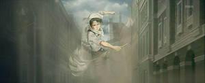 Levi Titan by Sherbhy