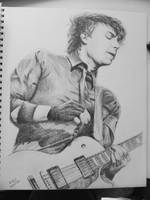 Frank Iero by maerocks
