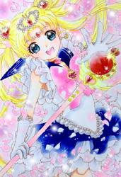 Princess sailormoon by kanon-jasumine