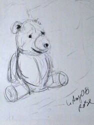 Pooh Bear by Rose156