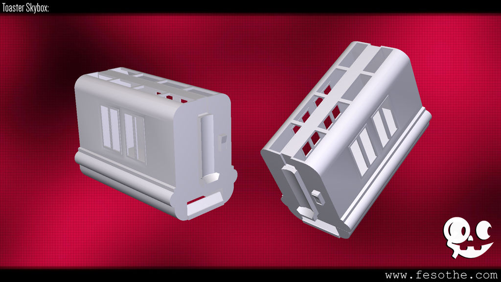 Toaster Skybox by Fesothe