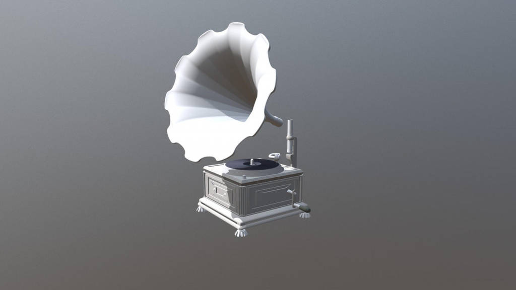 Gramophone - WIP by Fesothe