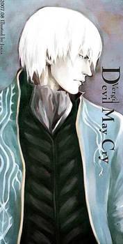 DMC - vergil by kakachan