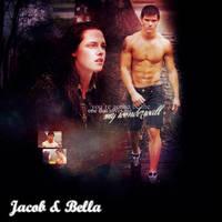 Bella y Jacob by zanessaxash