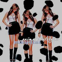 Miley by zanessaxash