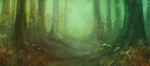 Magic Forest by Julkkuli