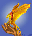 Little Dragon by Simbamarasa