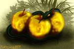 Golden Apples by Simbamarasa