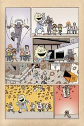 NEXT DOOR NINJA: Page 17 by yourpalSmitty