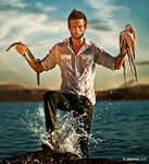 The Fisherman by SarmaiBalazs