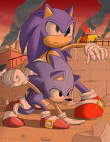 Sonic Forces by MT3spark