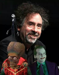 My Tribute to Tim Burton by joshvirgin