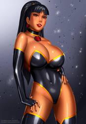 Superwoman by svoidist