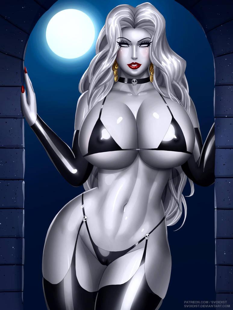 Lady Death by svoidist