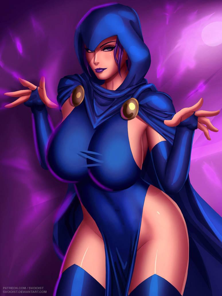 Raven Titans by svoidist