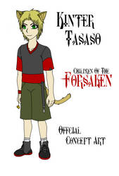 Kinter Tasaso COTF Concept by Mysterian077