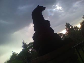 Bear Rock by Mysterian077