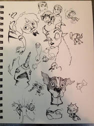 First page by IchiNOGO