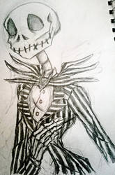 Jack Skeleton by rainbowthefox