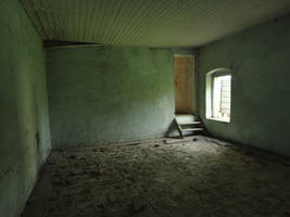 Abandoned room by Simbores