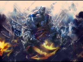 God of War by dante2710