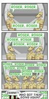 Roger, Roger. by Cokomon