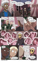 Rune Hunters - Ch. 18 Page 6 by Cokomon