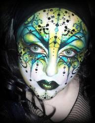 Venetian Mask by BeccyBex