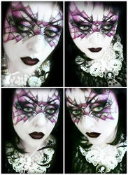 Mechanical Masquerade III by BeccyBex