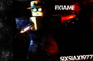Fkiame by SixSiax1977
