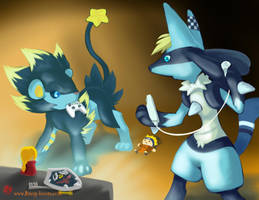 Request to Game by Ninja-Jamal